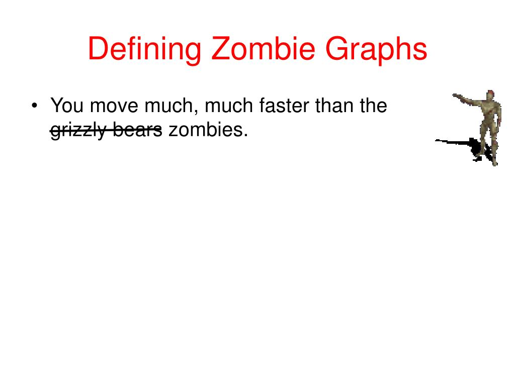 Defining Zombie Graphs
