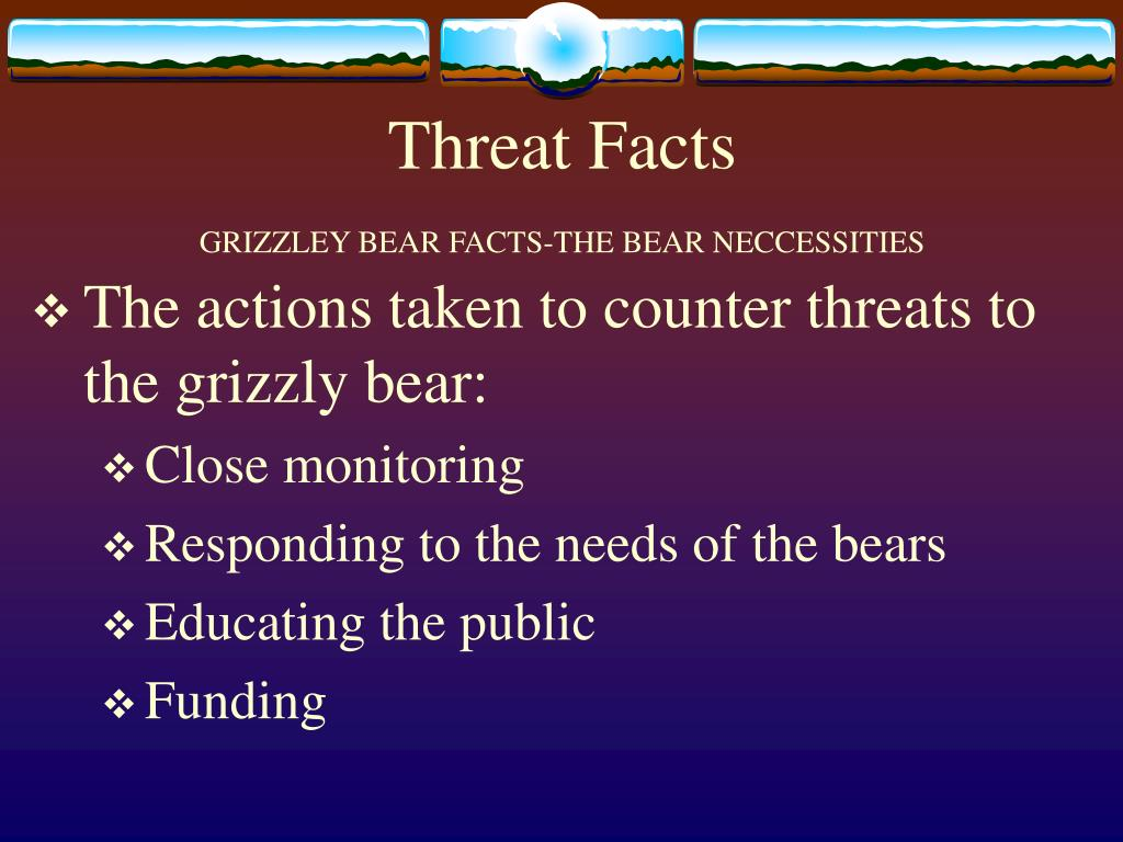 Threat Facts