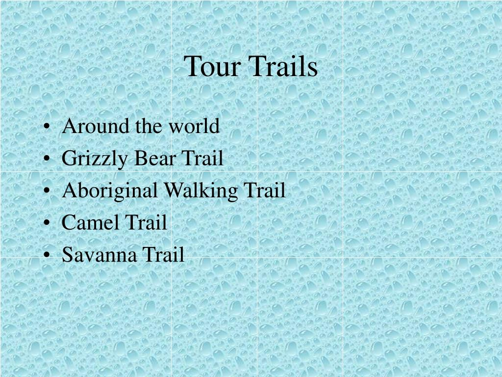 Tour Trails