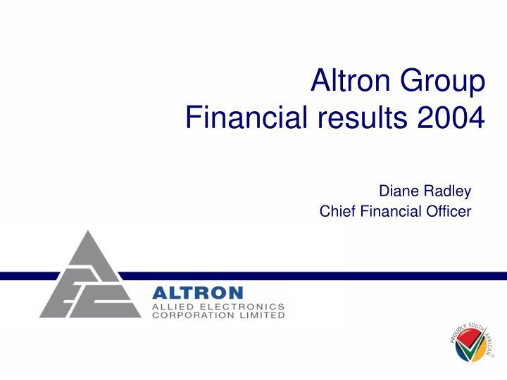 Altron Group