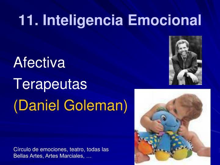 11. Inteligencia Emocional