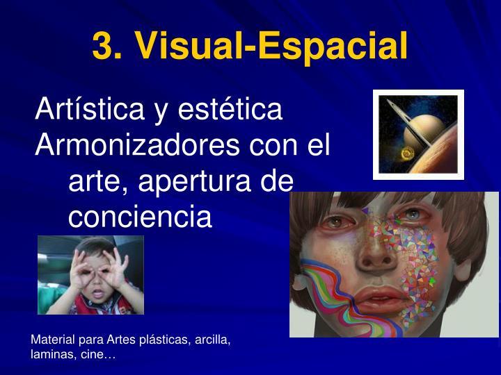 3. Visual-Espacial
