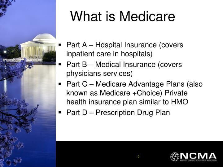 What is Medicare