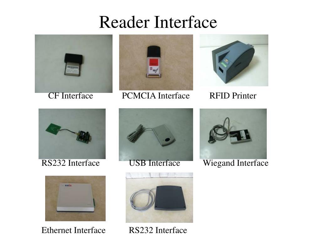 CF Interface