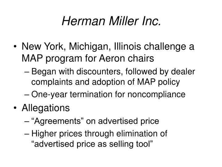 Herman Miller Inc.