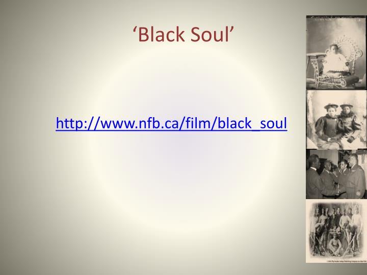 'Black Soul'