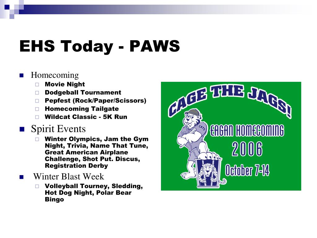 EHS Today - PAWS