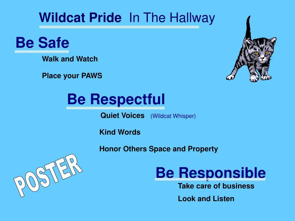 Wildcat Pride