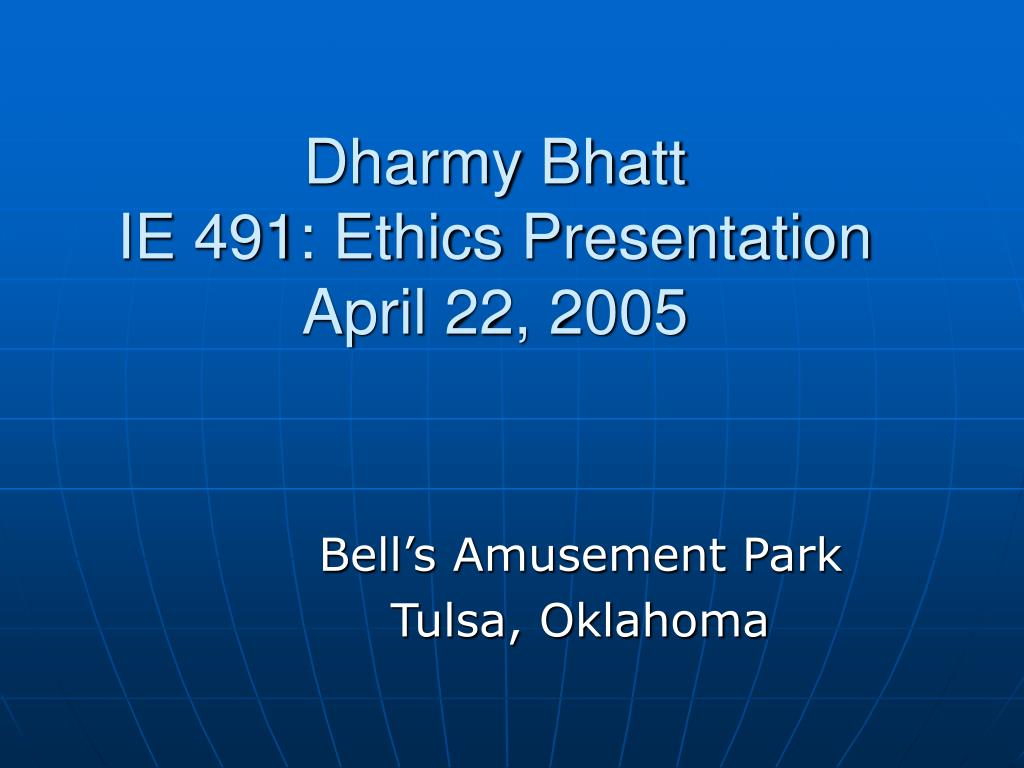 Dharmy Bhatt