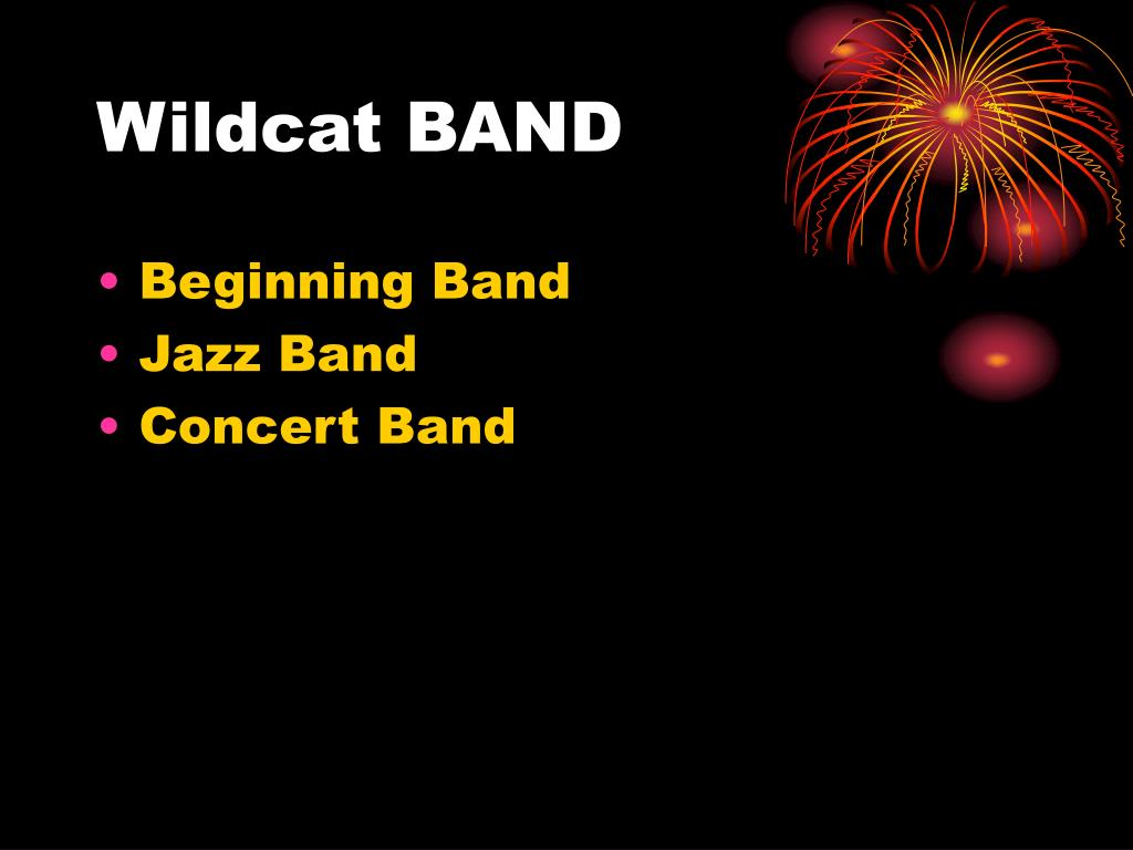 Wildcat BAND