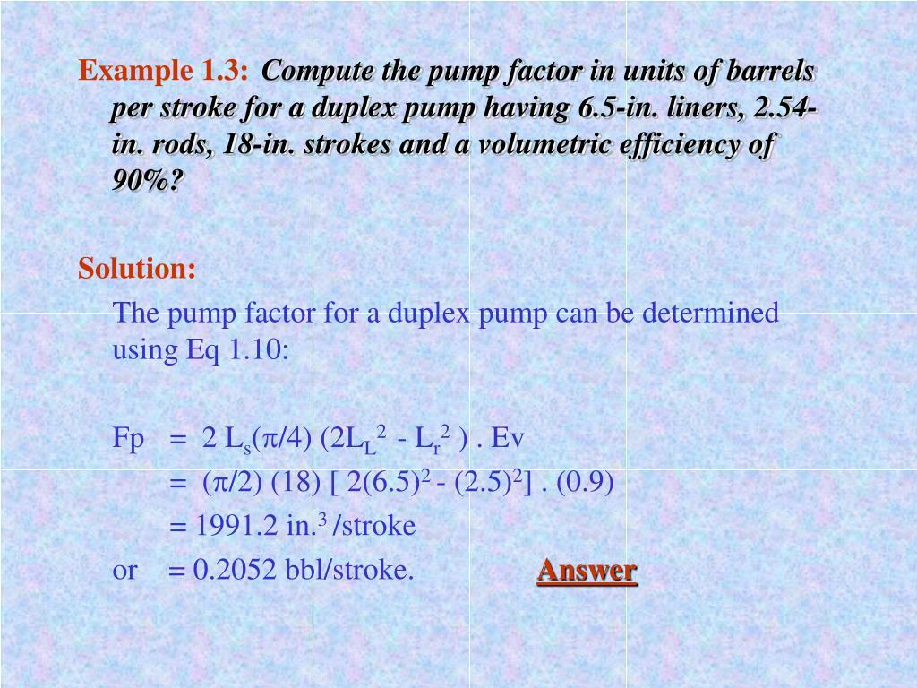 Example 1.3: