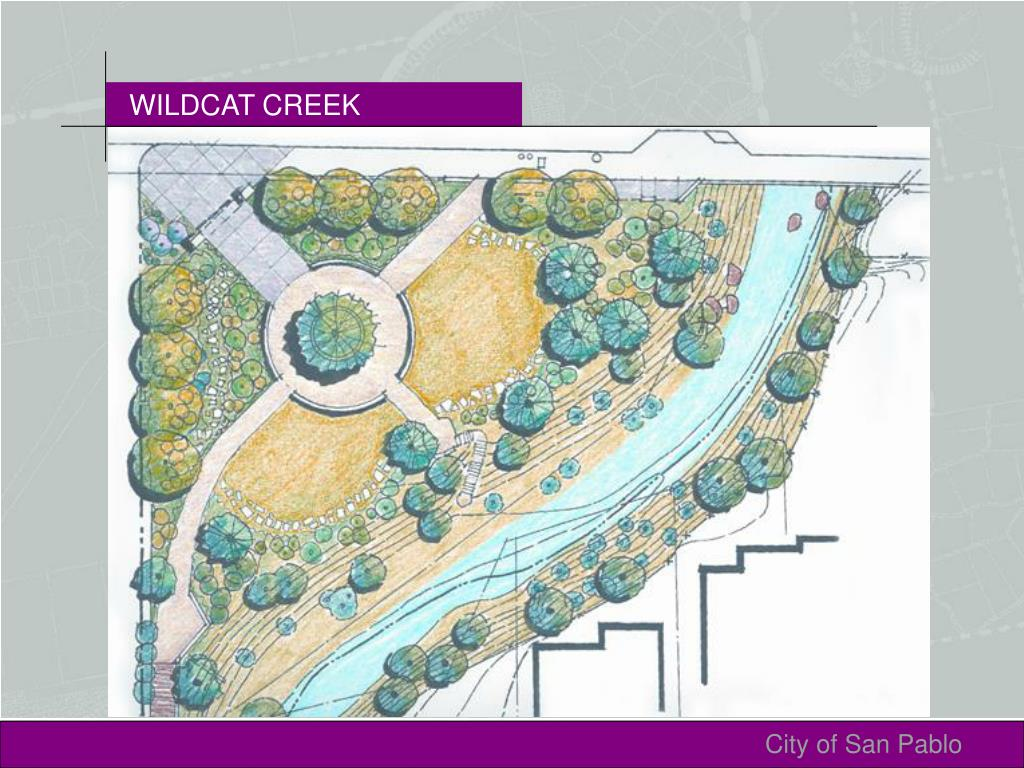 WILDCAT CREEK PROPOSAL