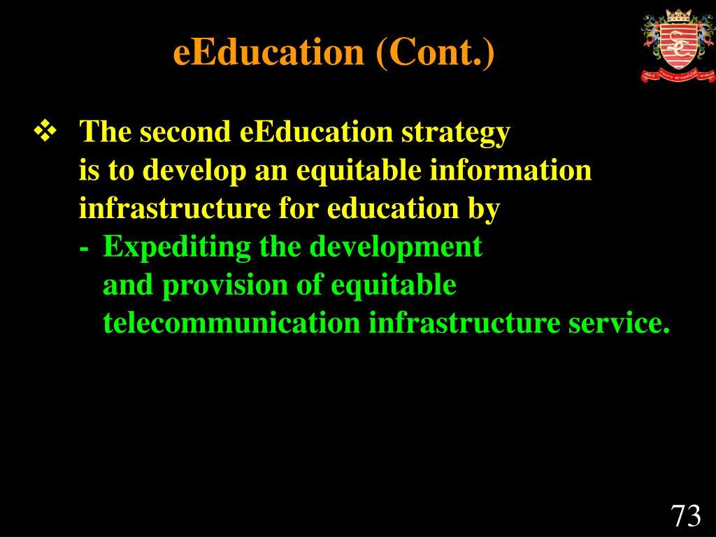 eEducation