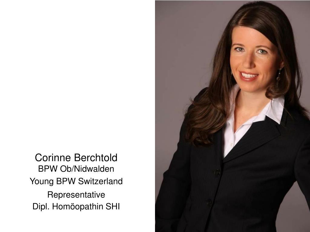 Corinne Berchtold
