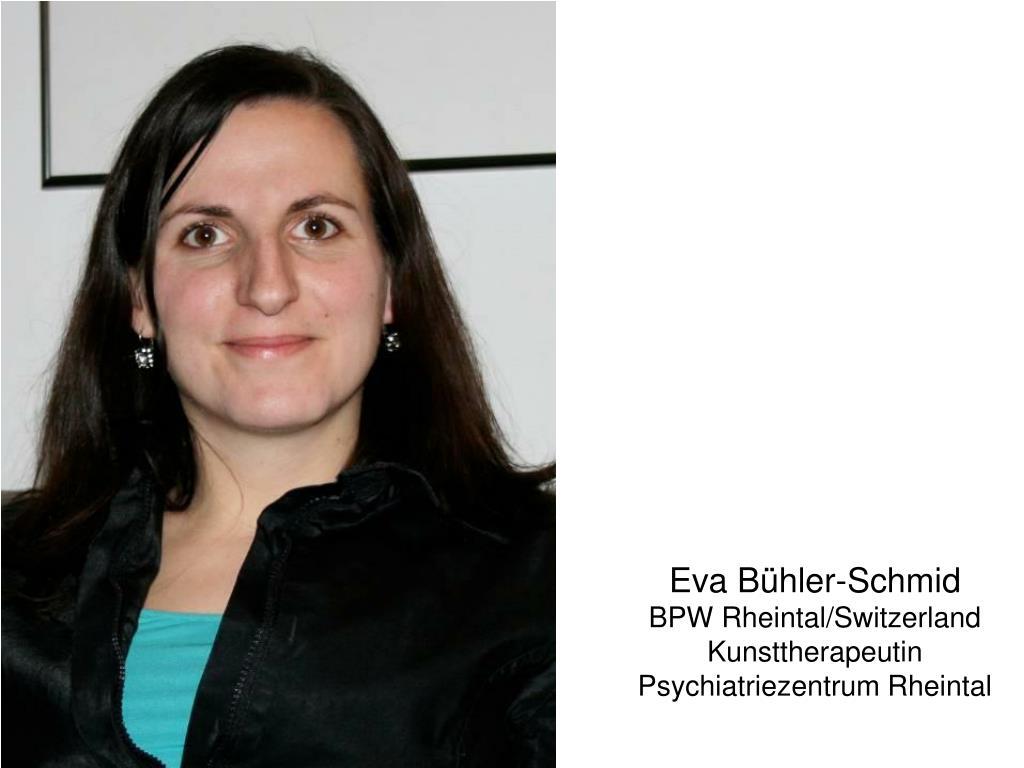 Eva Bühler-Schmid