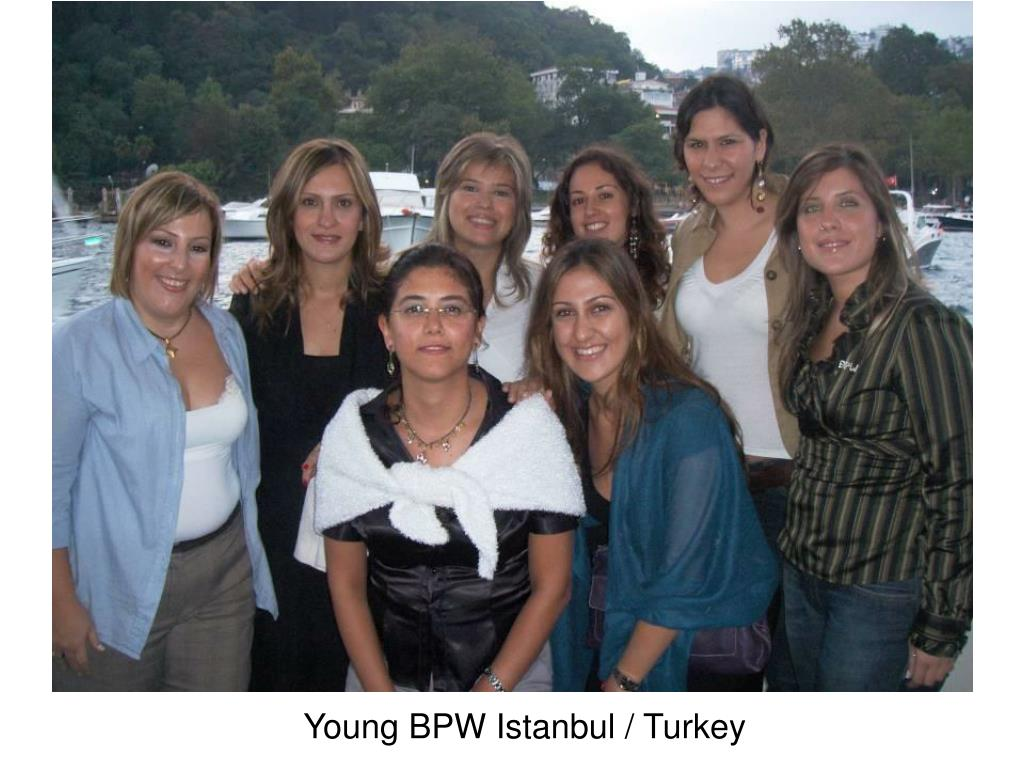 Young BPW Istanbul / Turkey