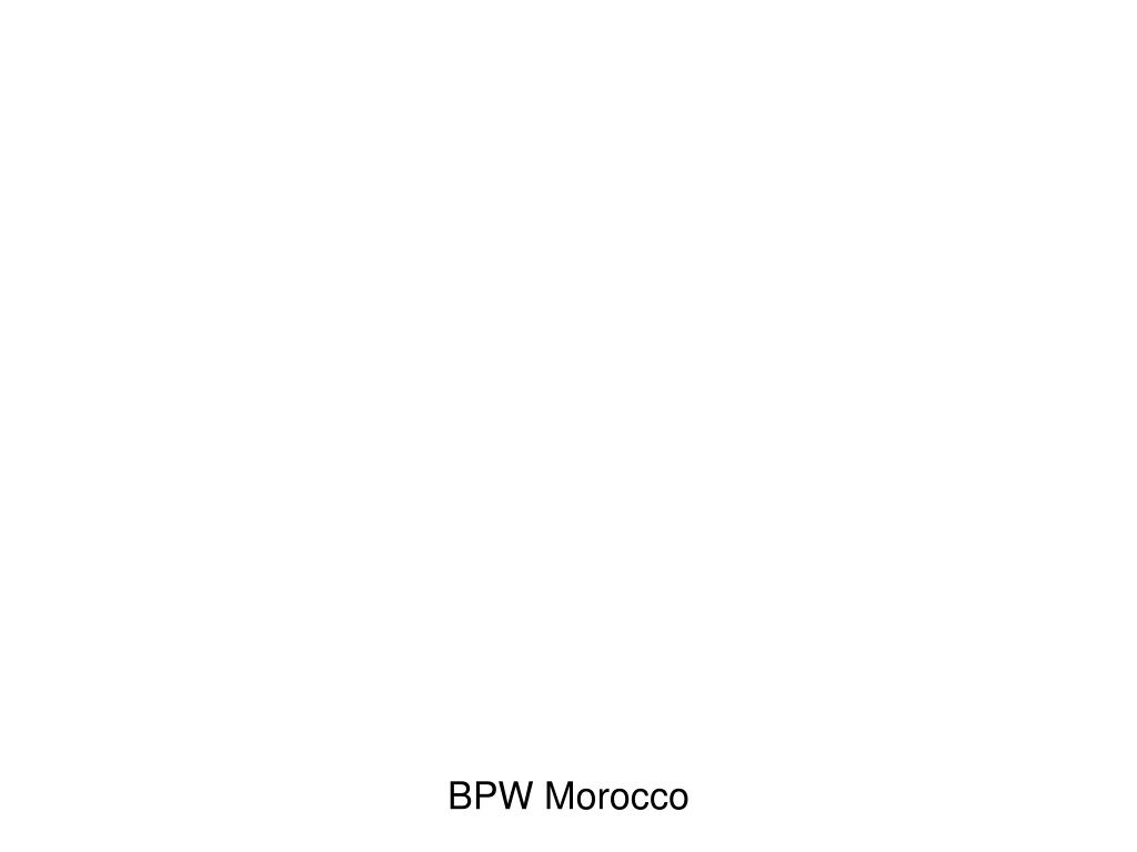 BPW Morocco