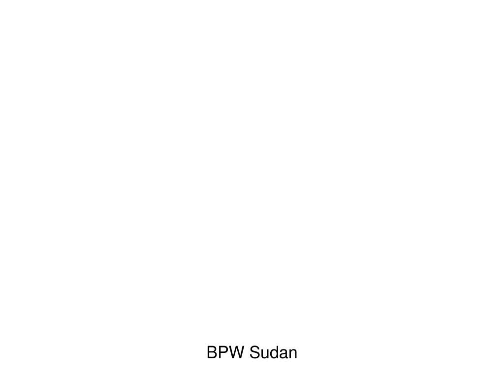 BPW Sudan