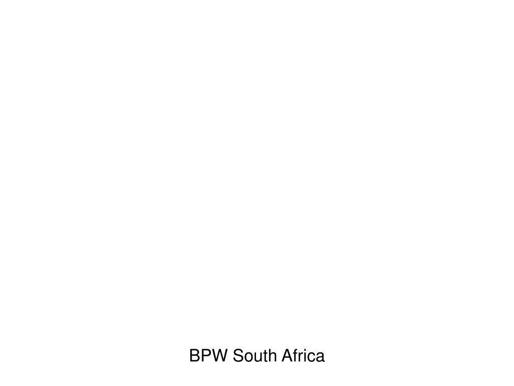 BPW South Africa