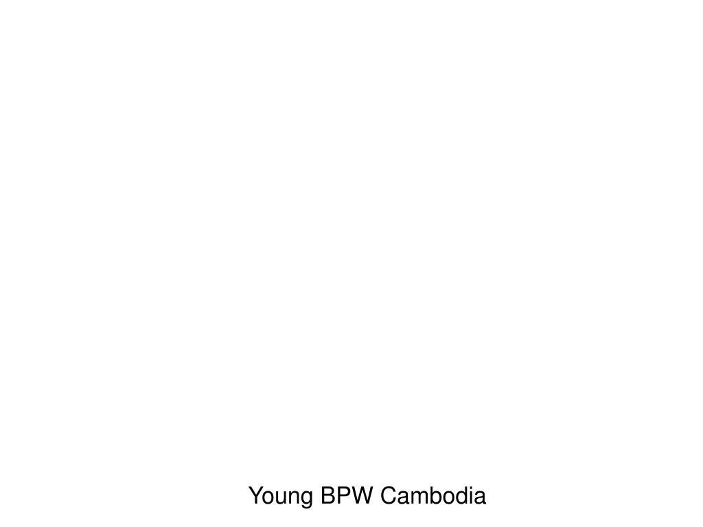 Young BPW Cambodia