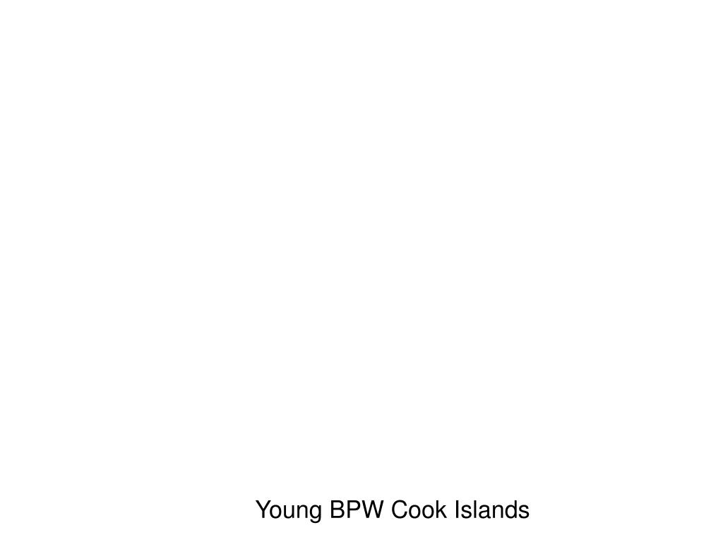 Young BPW Cook Islands