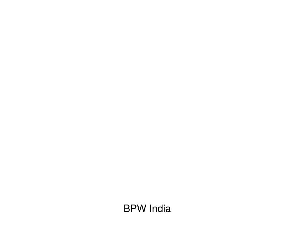 BPW India