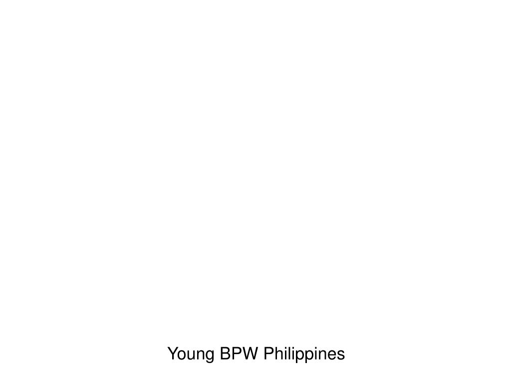 Young BPW Philippines