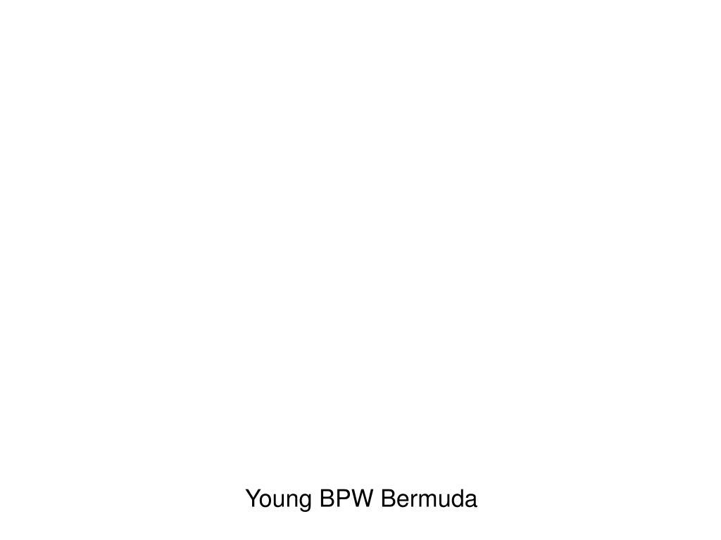 Young BPW Bermuda
