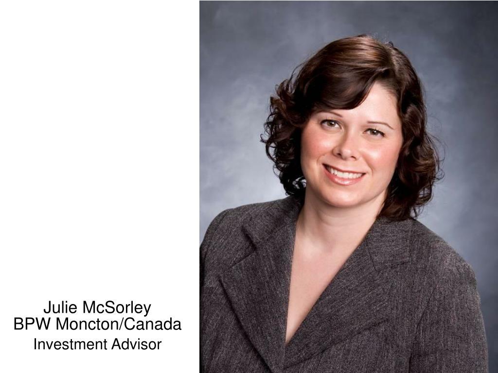 Julie McSorley