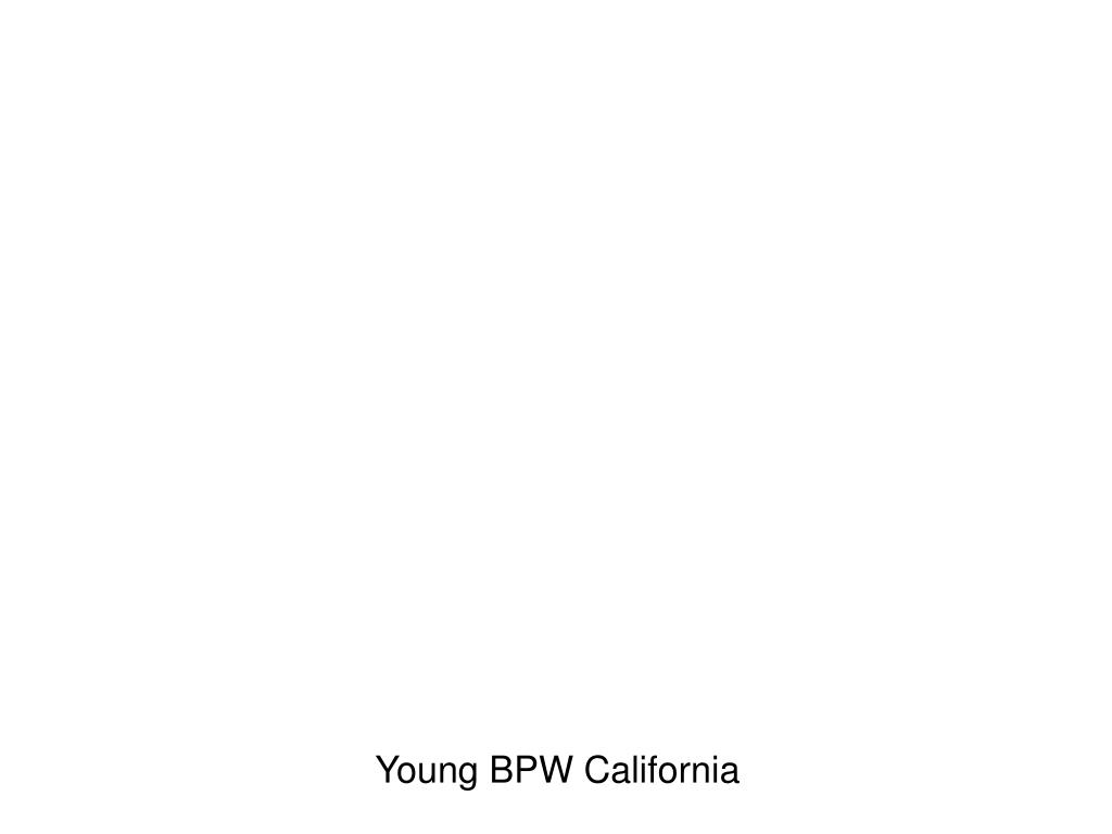 Young BPW California