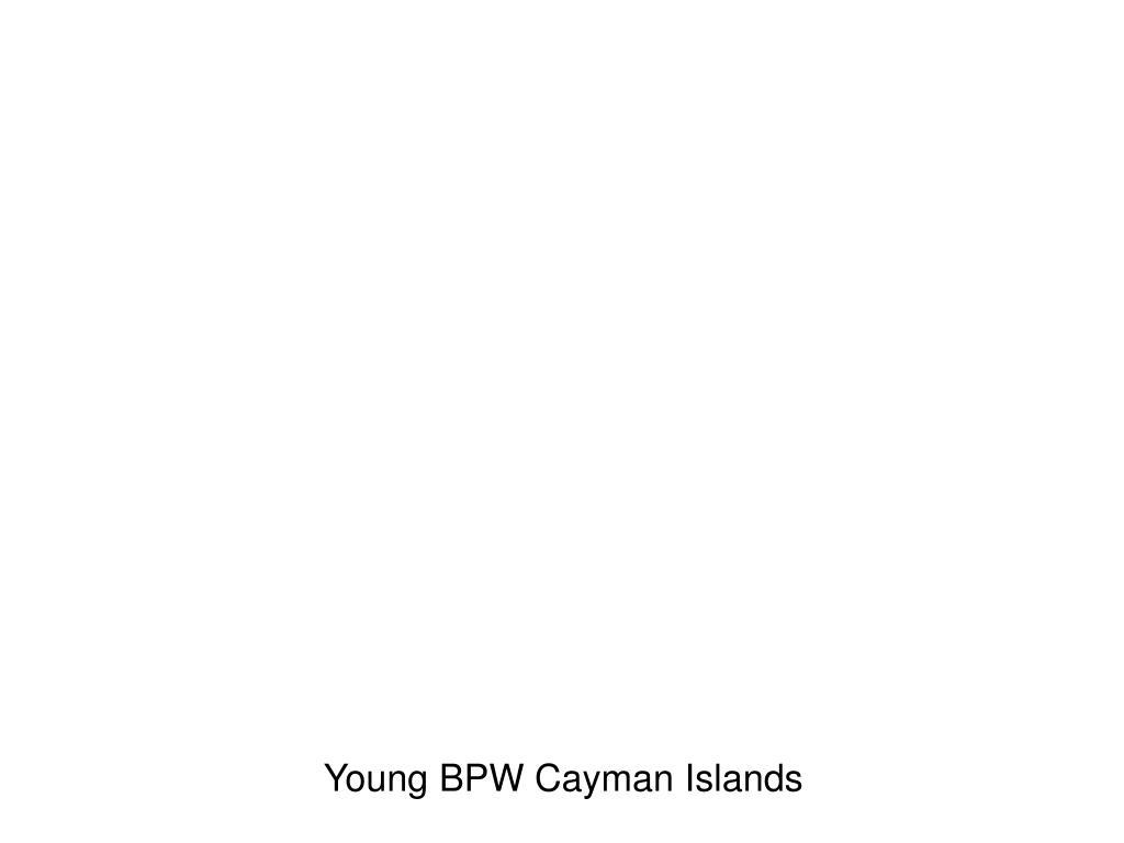 Young BPW Cayman Islands