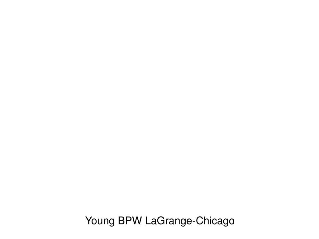 Young BPW LaGrange-Chicago