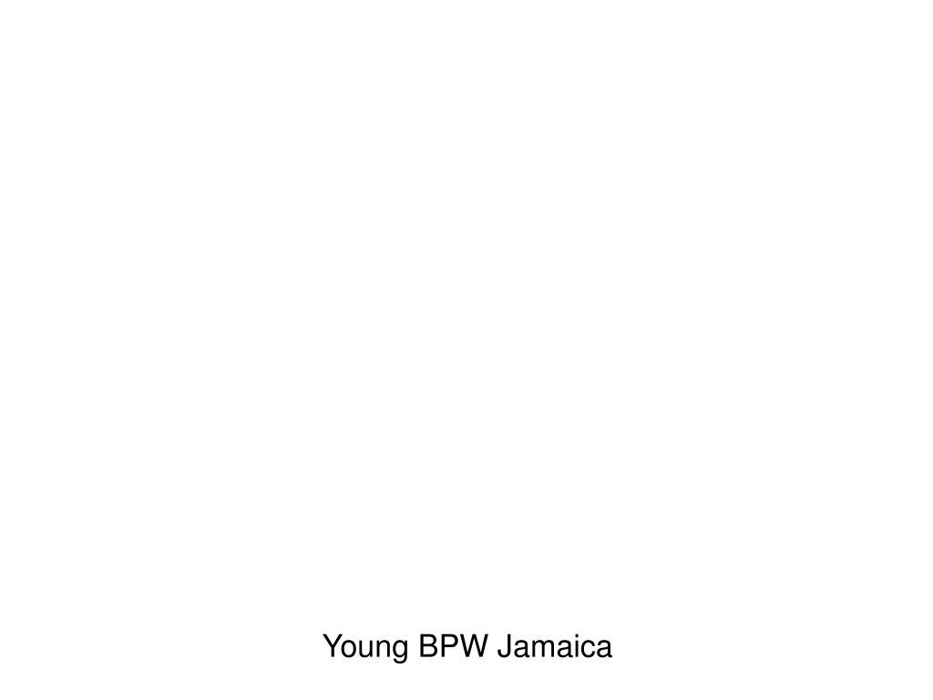 Young BPW Jamaica