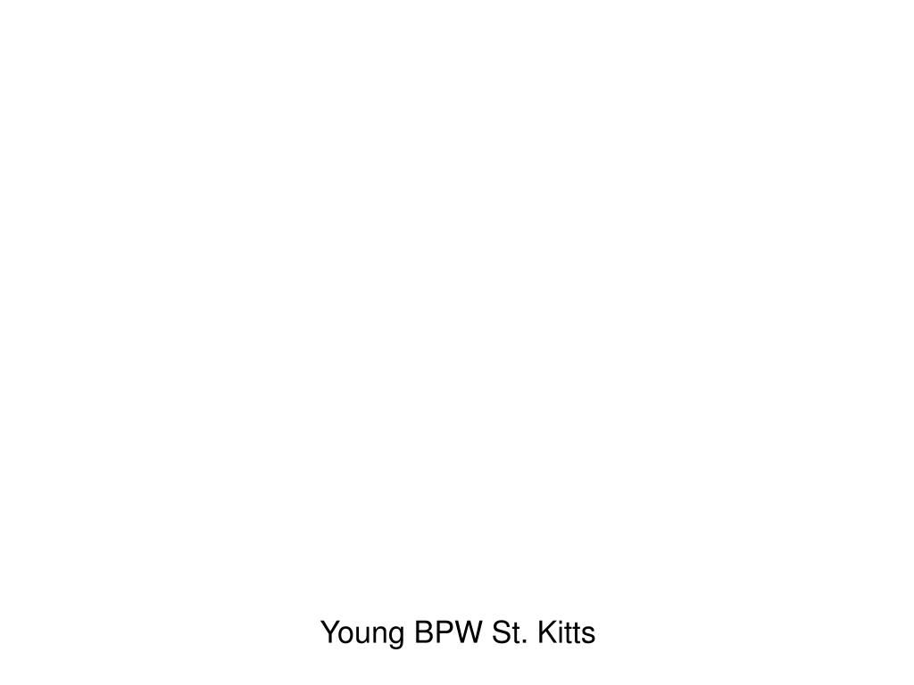 Young BPW St. Kitts