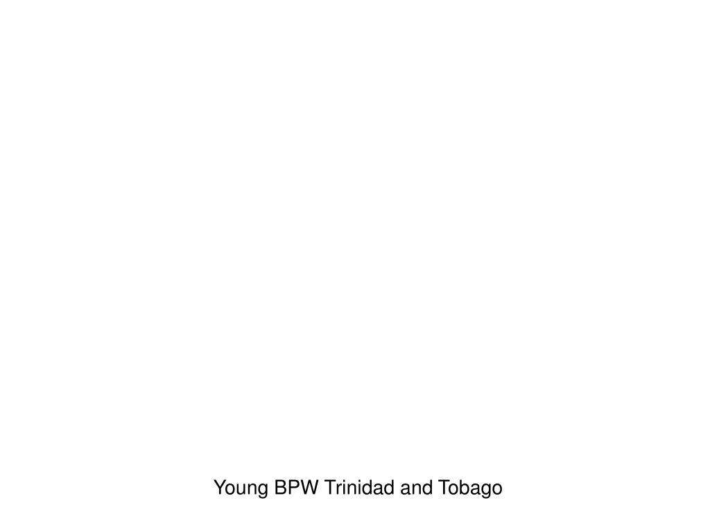 Young BPW Trinidad and Tobago