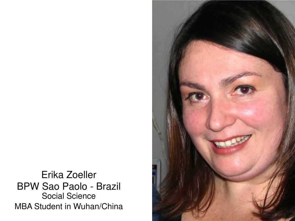 Erika Zoeller