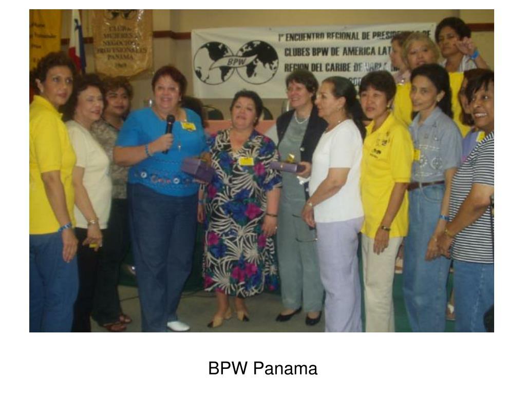 BPW Panama