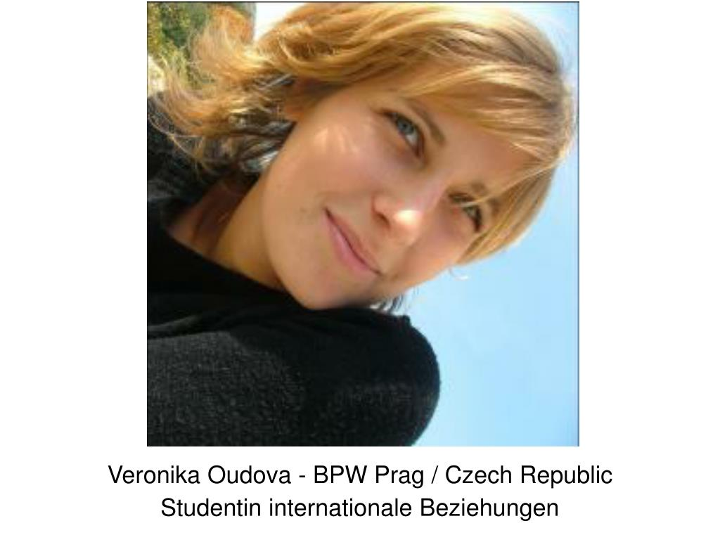 Veronika Oudova - BPW Prag / Czech Republic