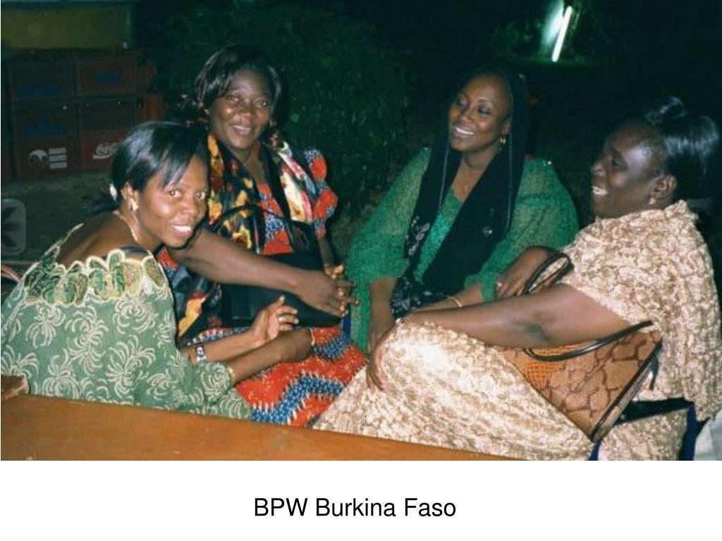 BPW Burkina Faso