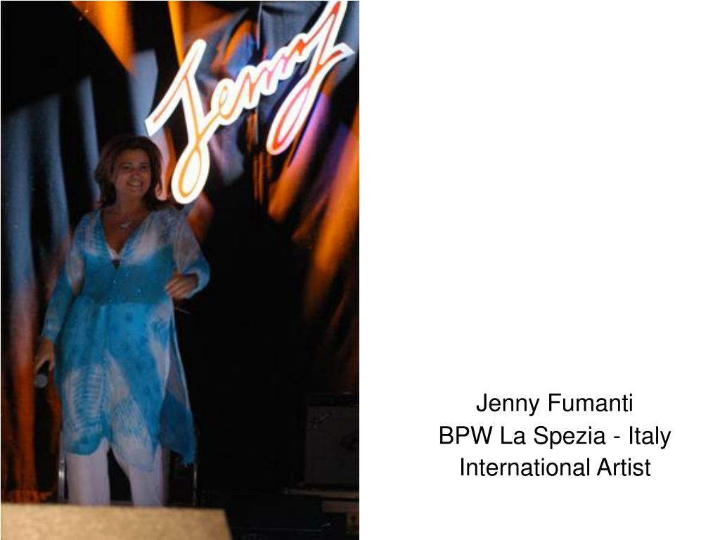 Jenny Fumanti