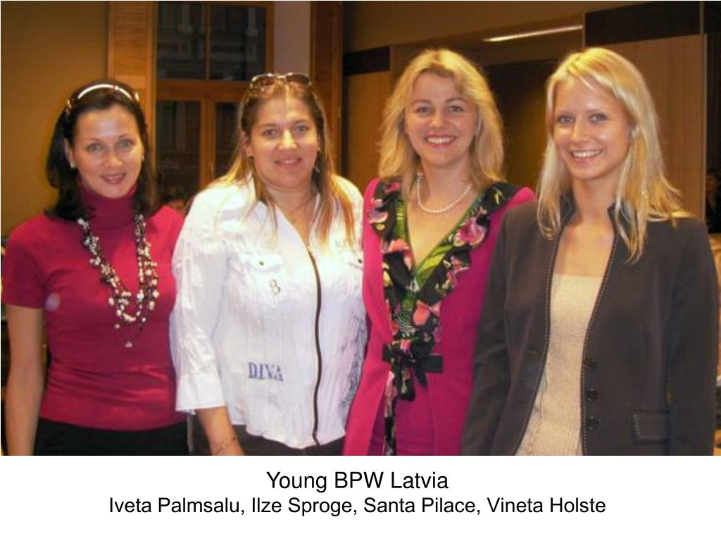 Young BPW Latvia