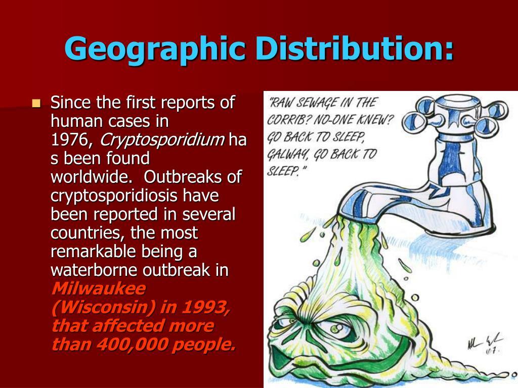 Geographic Distribution: