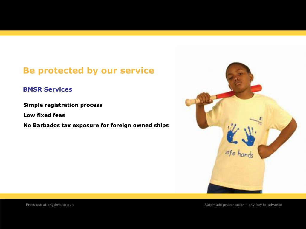 Be protected by our service