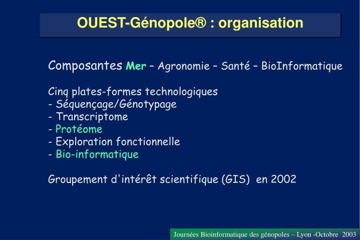 OUEST-Génopole