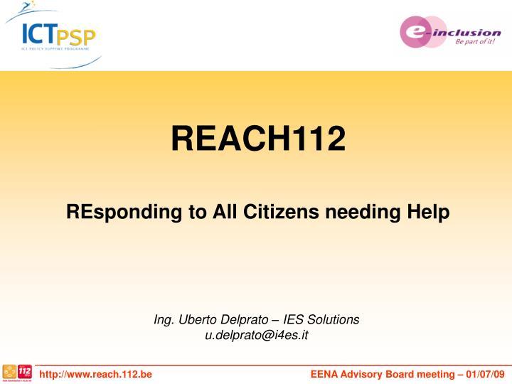 REACH112