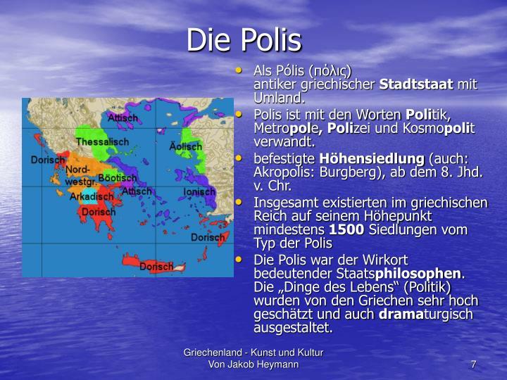 PPT - Griechenland PowerPoint Presentation - ID:979407