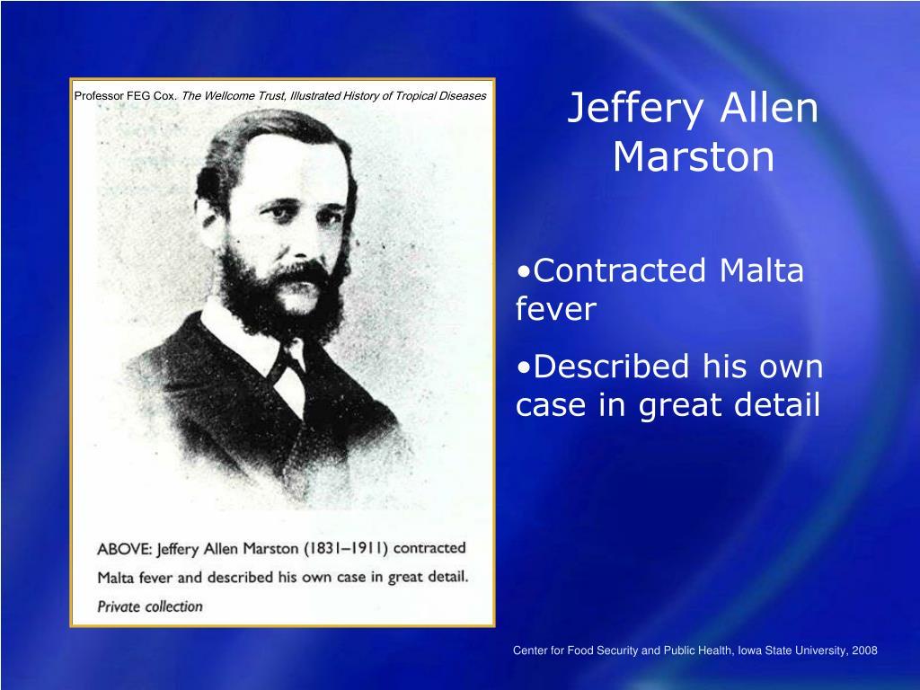 Jeffery Allen Marston