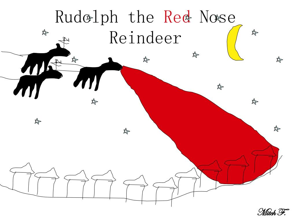 Rudolph the