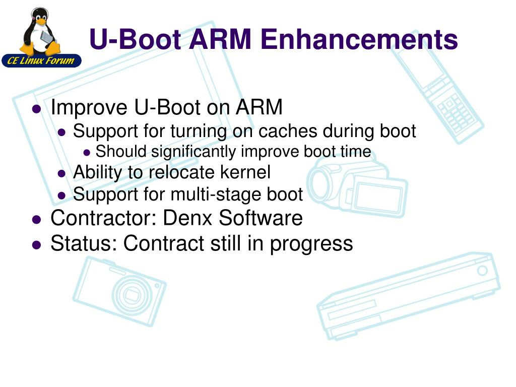 U-Boot ARM Enhancements