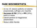 fase movimentista1